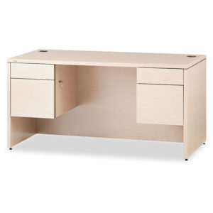 HON® 10500 Series™ Double Pedestal Desk