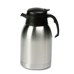 Hormel Stainless Steel Lined Vacuum Carafe