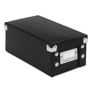 Snap-N-Store® Collapsible Index Card File Box