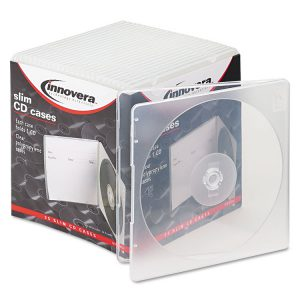 Innovera® Slim CD Case