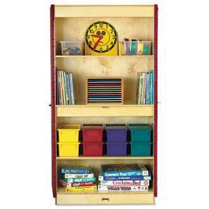 Jonti-Craft Teacher's Storage Classroom Closet