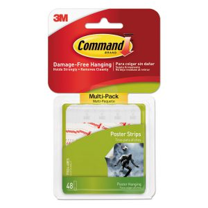 Command™ Poster Strips