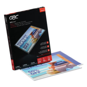 GBC® EZUse™ Thermal Laminating Pouches