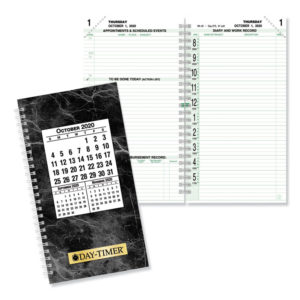 Day-Timer® Original Two-Page-Per-Day Wirebound Refill