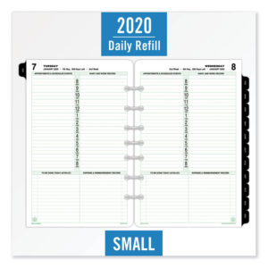 Day-Timer® One-Page-Per-Day Classic Refill