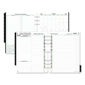 Day-Timer® Two-Page-Per-Day Original Refill