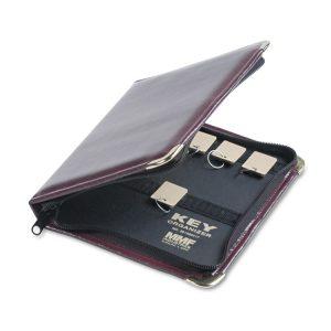 SteelMaster® Portable Zippered Key Case