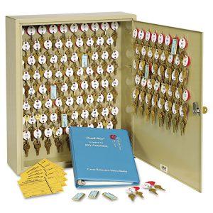 SteelMaster® Dupli-Key® Two-Tag Cabinet