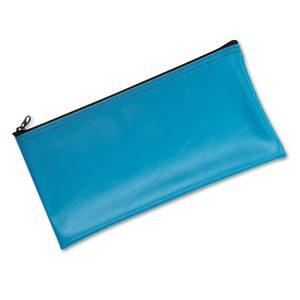 MMF Industries™ Leatherette Zippered Wallet