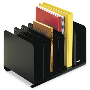 SteelMaster® Adjustable Steel Book Rack