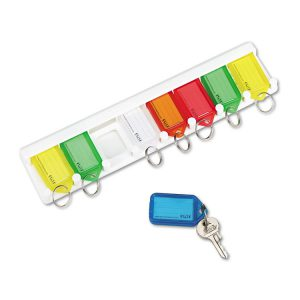 SecurIT® Color-Coded Key Tag Rack